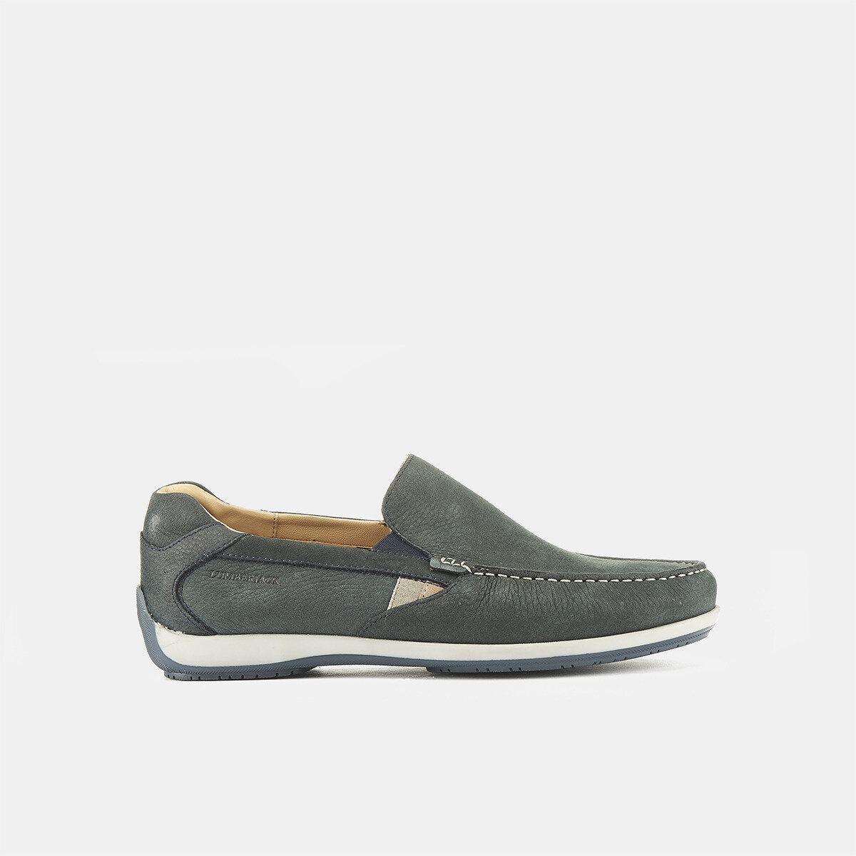 PASSO NAVY BLUE Man Loafers