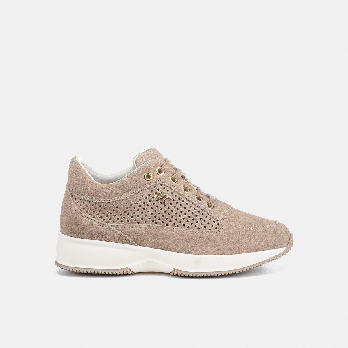 RAUL Taupe Woman Sneakers