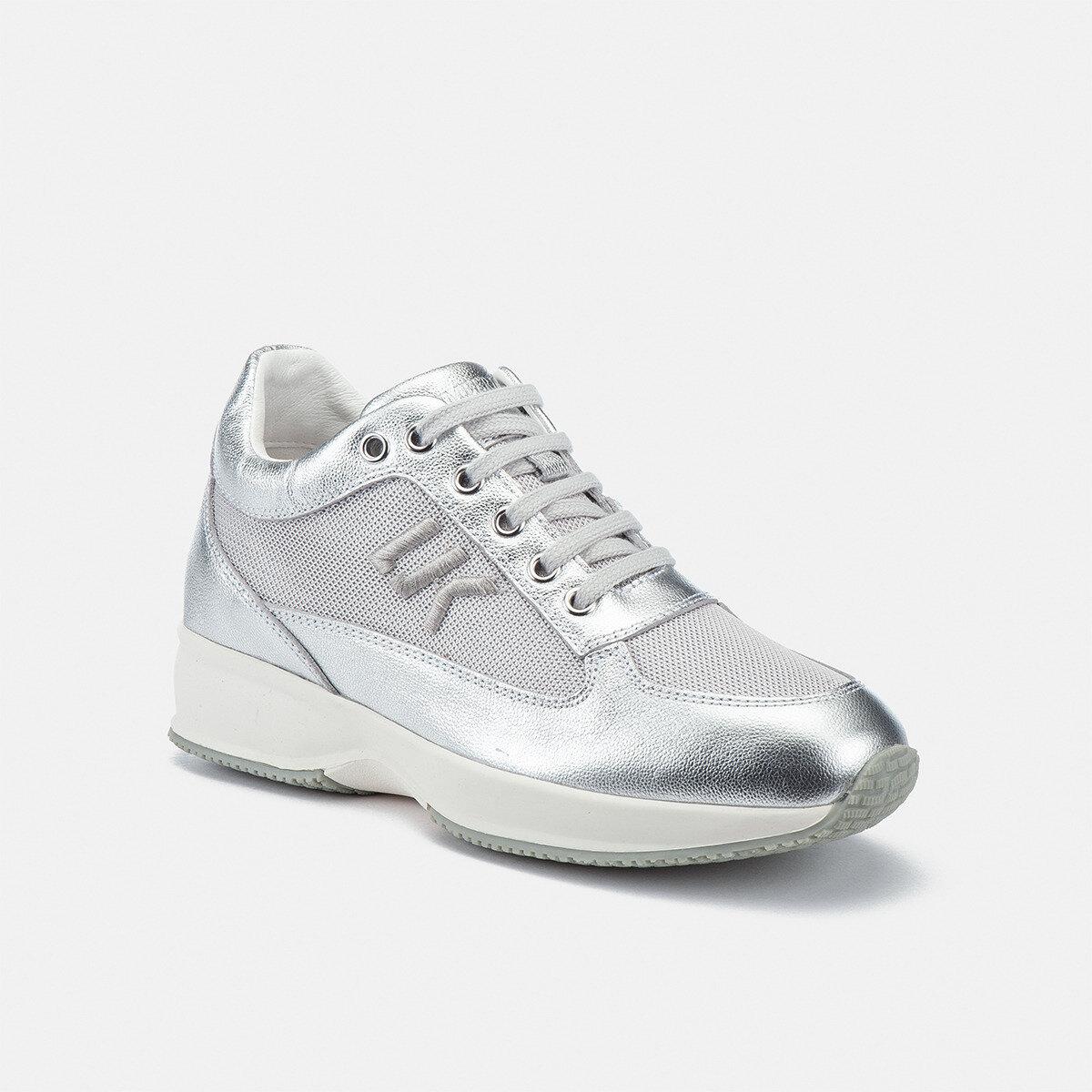 RAUL SILVER Woman Sneakers