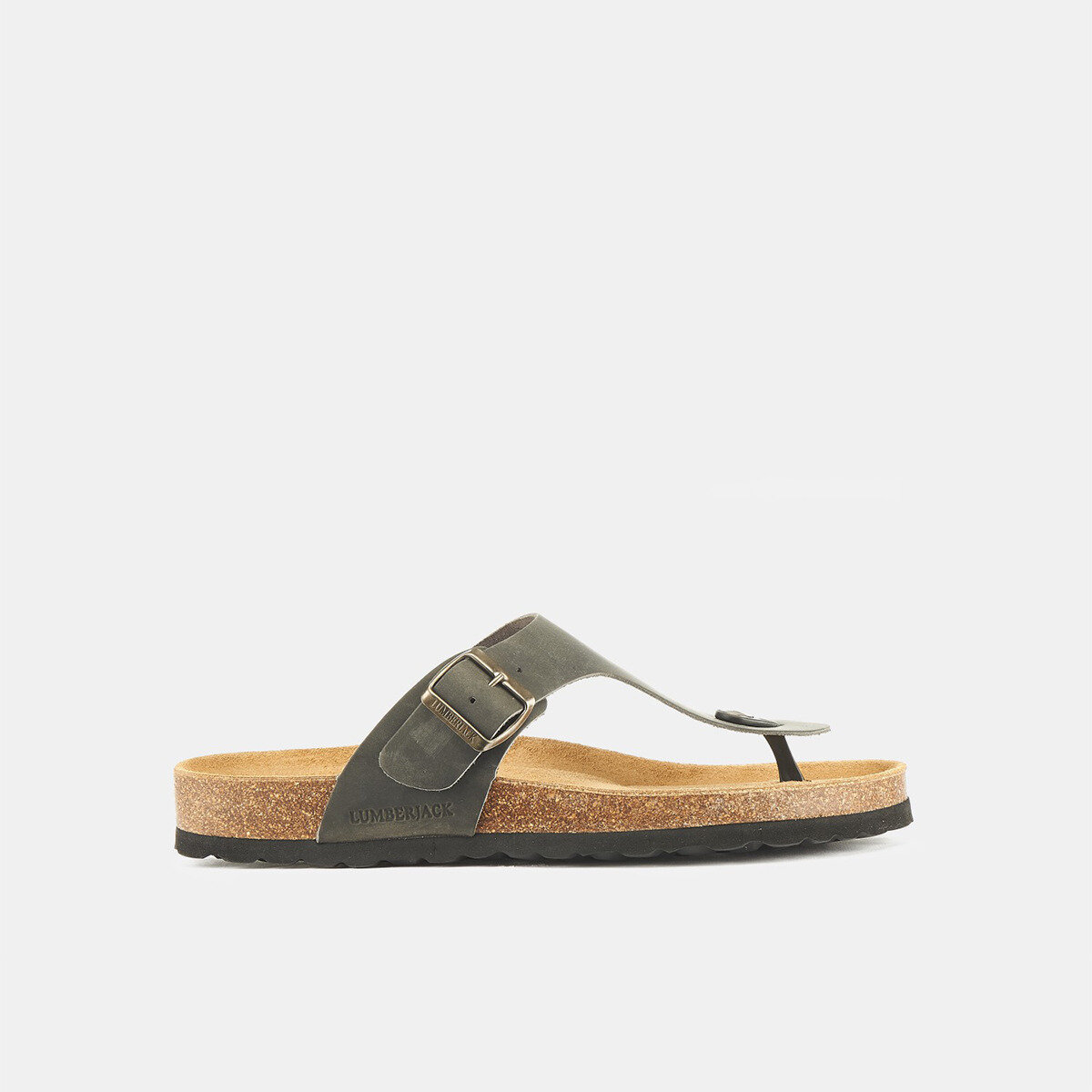 ISLA ANTHRACITE Man Sandals