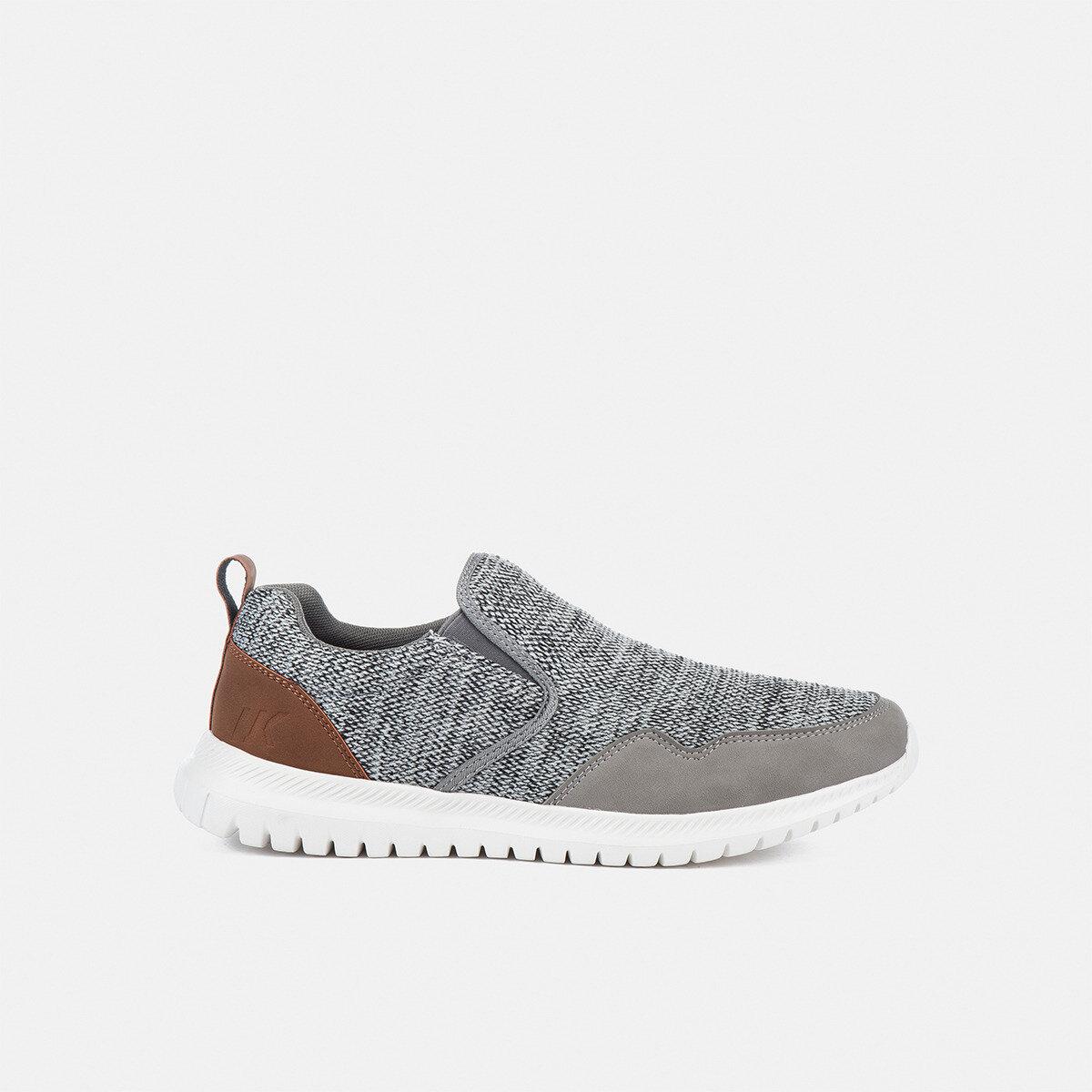 YURI CIMENT GREY Man Sneakers