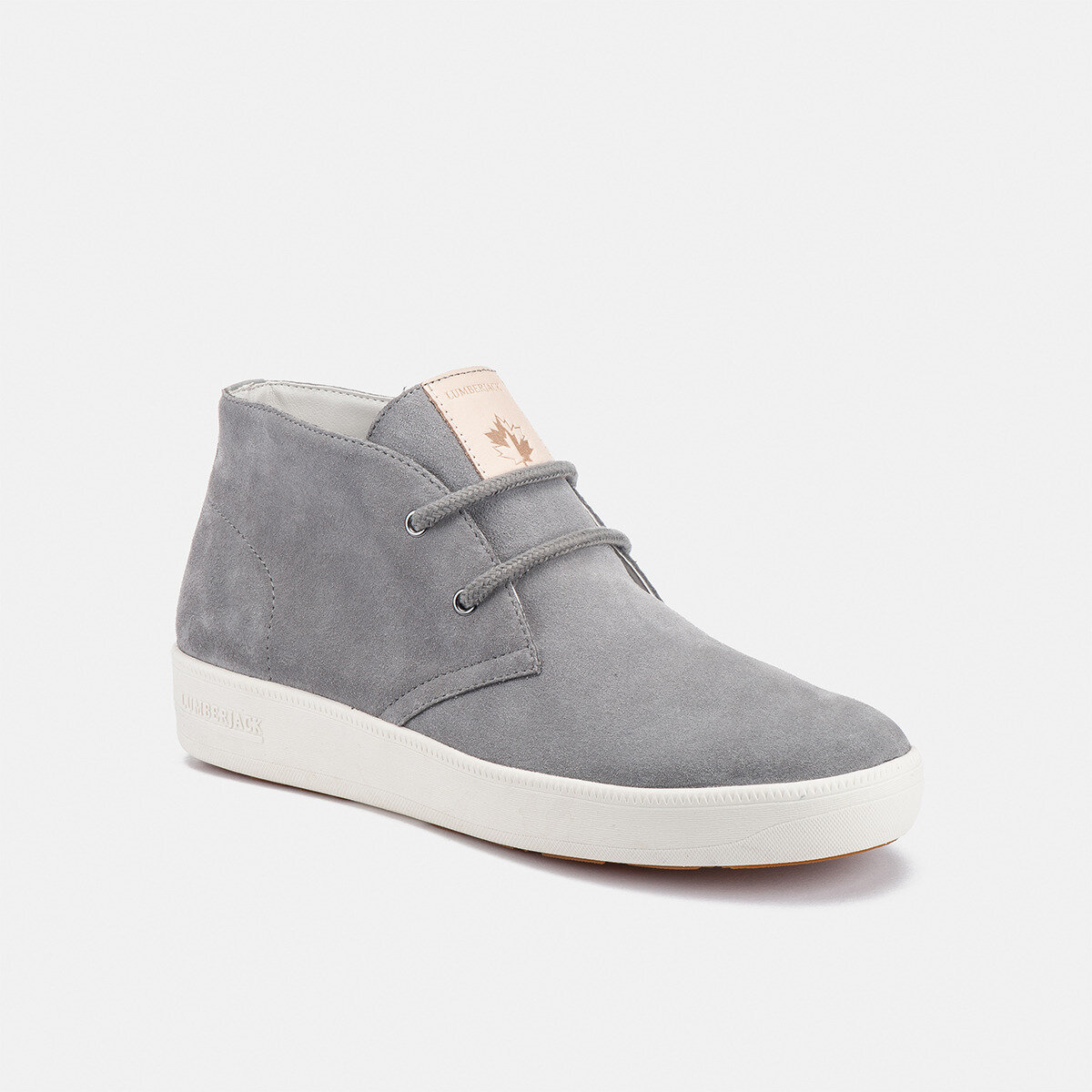 SUMMER CHUCK CIMENT GREY Man Ankle boots