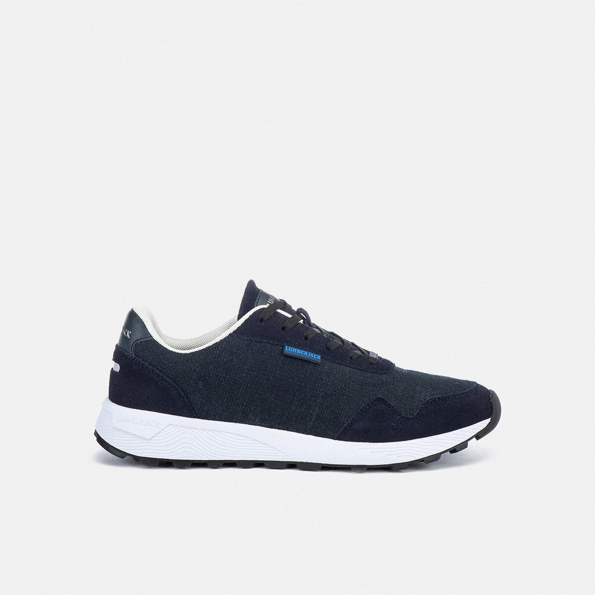 STEVIE UNIVERSE BLUE Man Sneakers