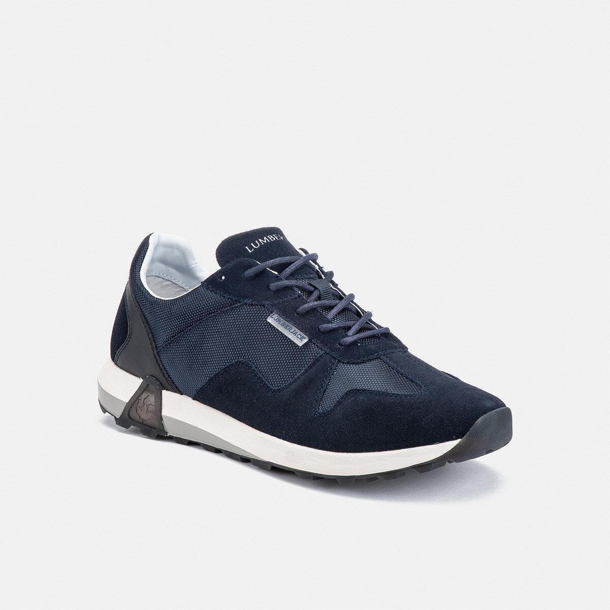 GRANT UNIVERSE BLUE Man Sneakers