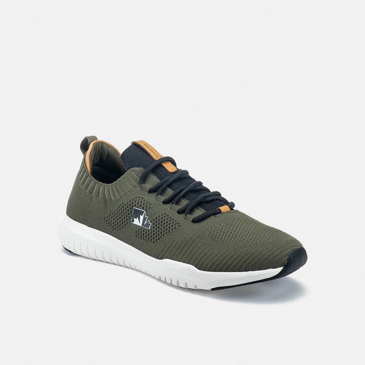 ERIC MILITARY GREEN Man Running shoes