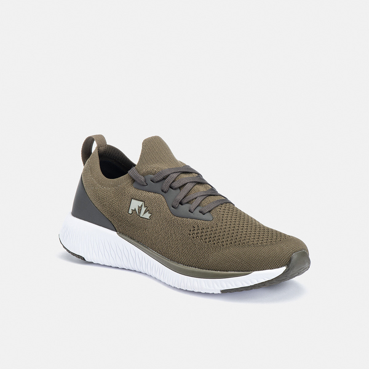ALLEY MILITARY GREEN Man Running shoes