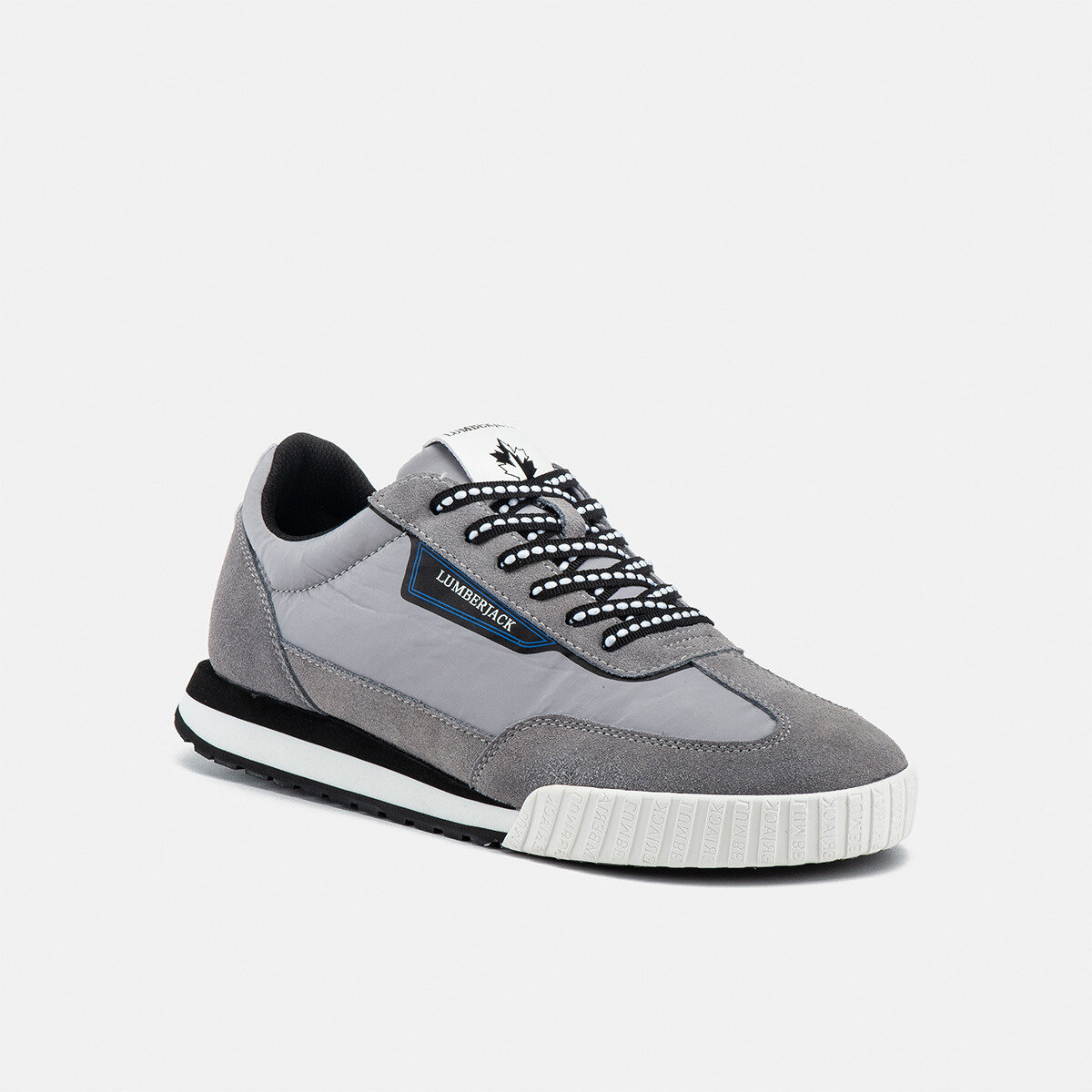 JIMMY ASH GREY Man Sneakers