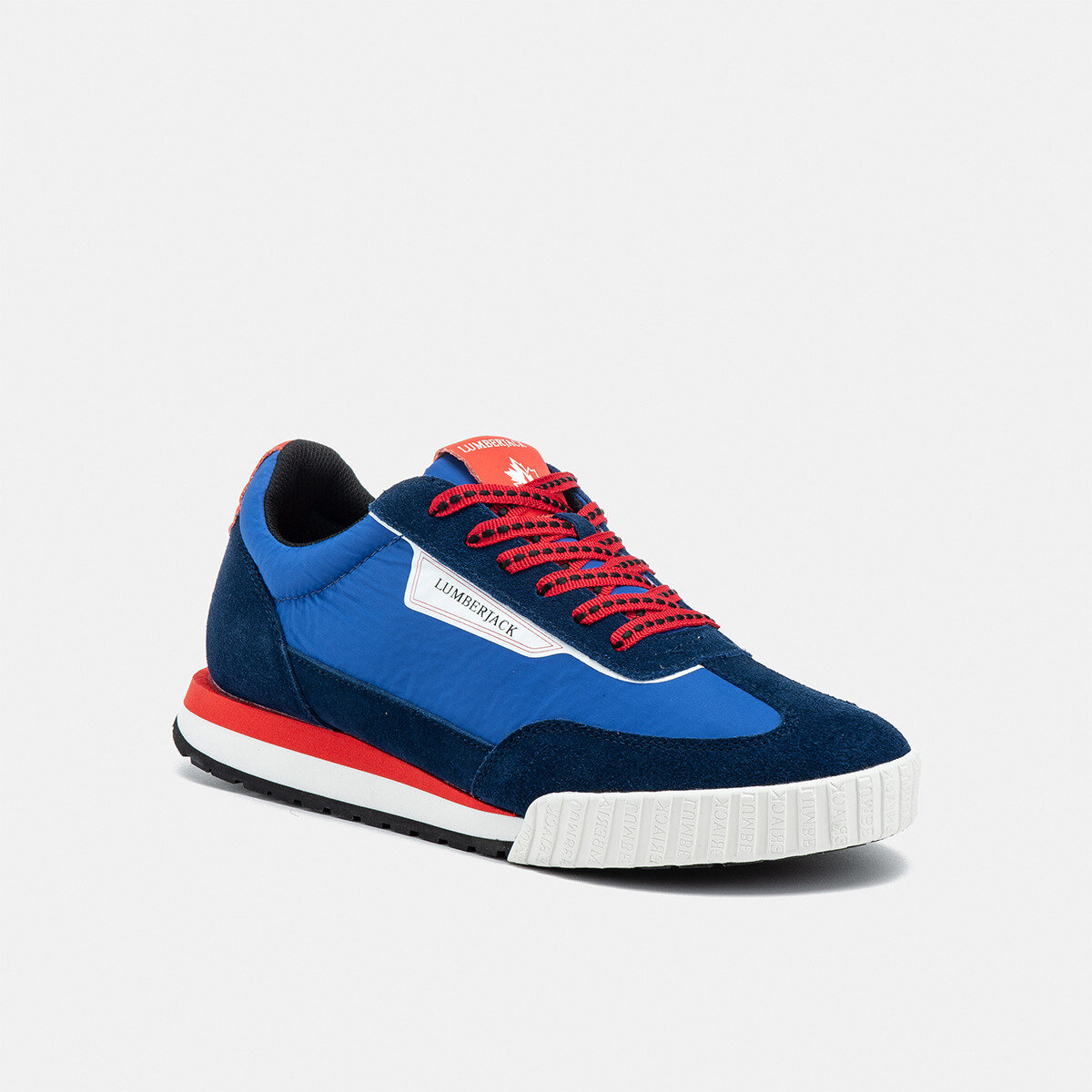 JIMMY MISTERIUS BLUE/SKYDIVER BLUE Man Sneakers