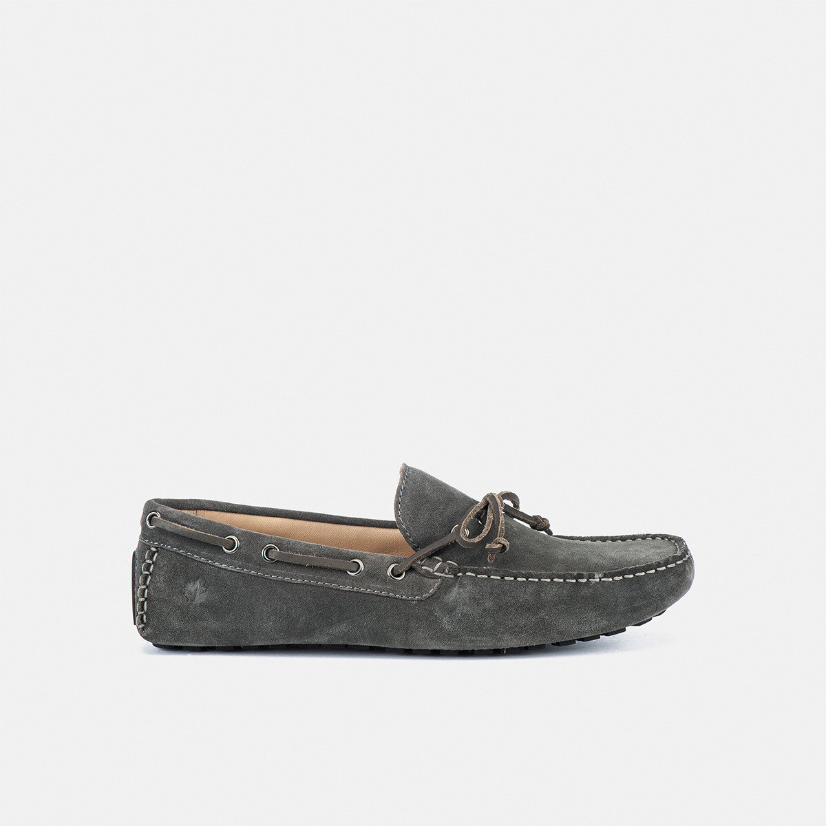 DRIVE ASH GREY Man Loafers