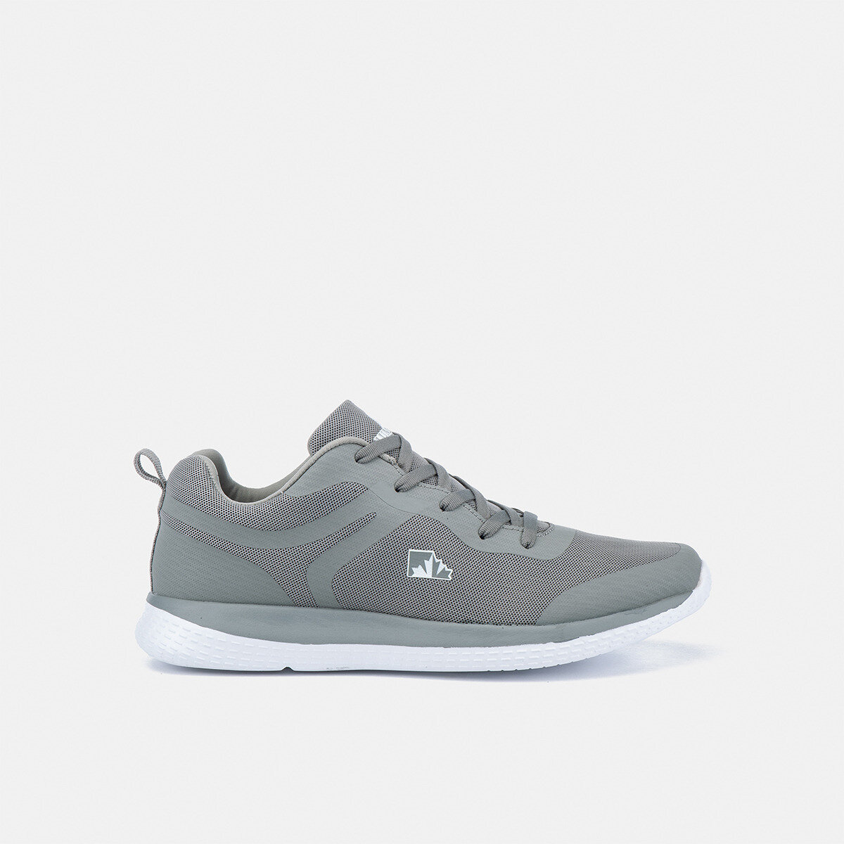 IVAN LT GREY Man Running shoes