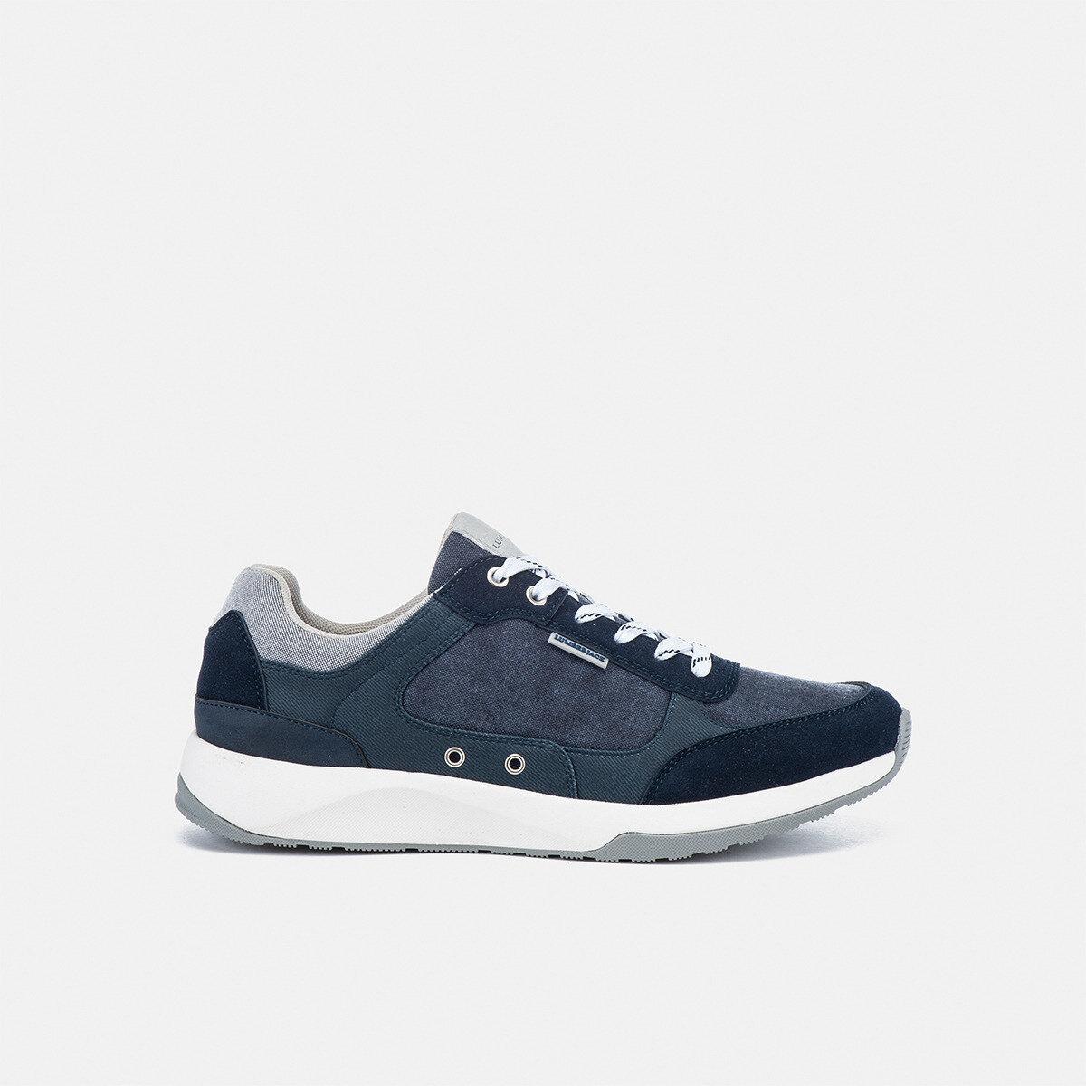 NANTES NAVY BLUE/GREY Man Sneakers