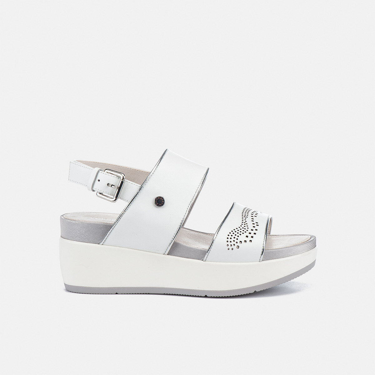 BLANCHE WHITE Woman Sandals