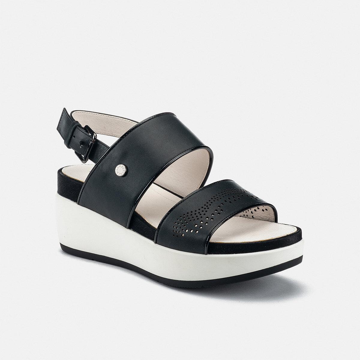 BLANCHE BLACK Woman Sandals