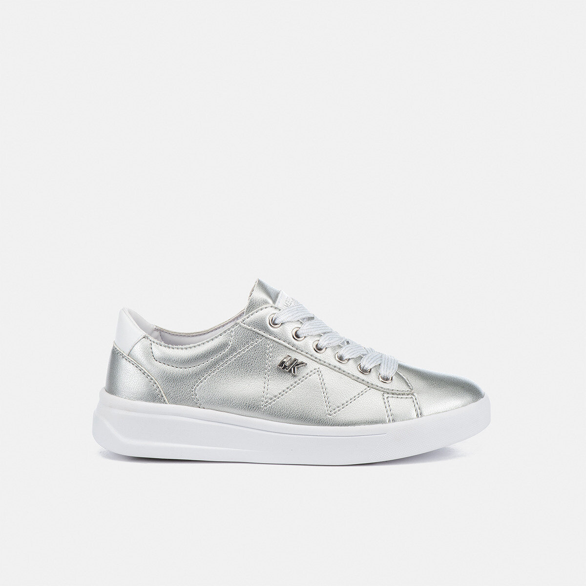 HAWK SILVER Woman Sneakers