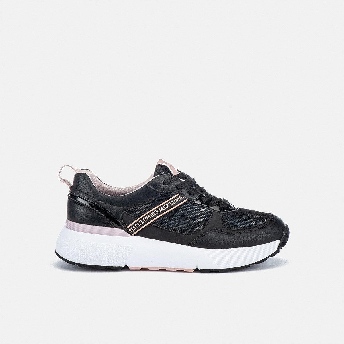 MAXINE BLACK Woman Sneakers