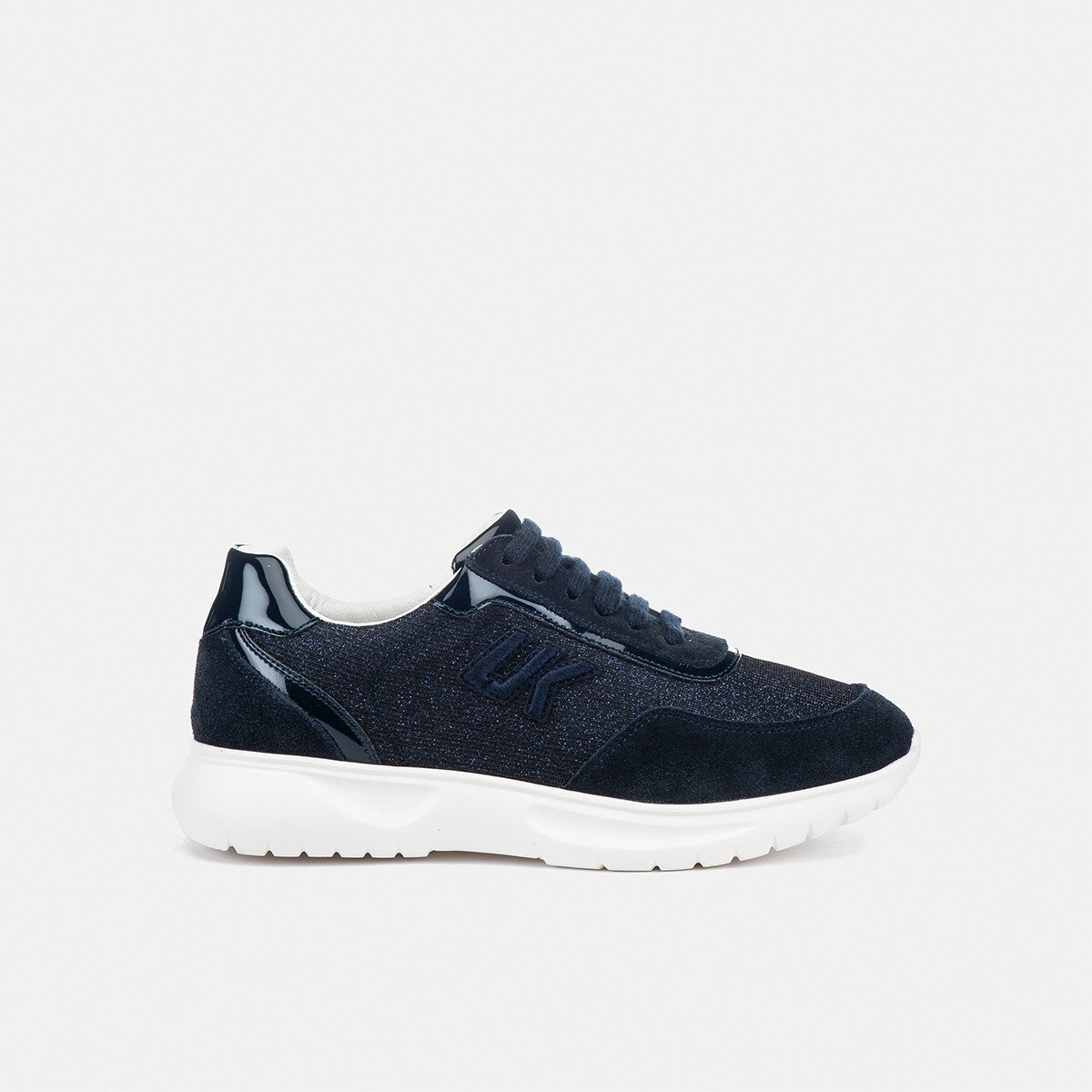 HAIL NAVY BLUE Woman Sneakers