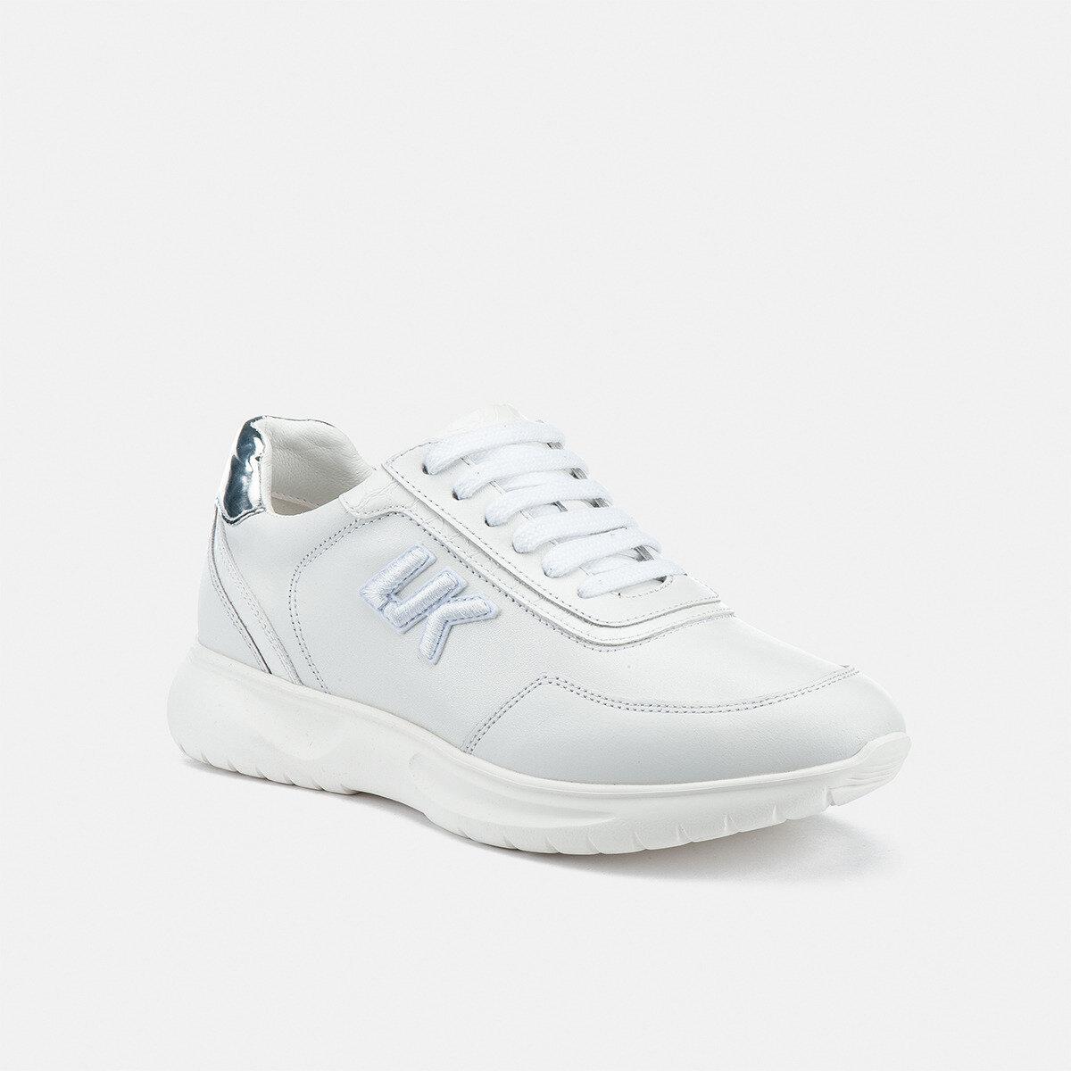 HAIL WHITE Woman Sneakers