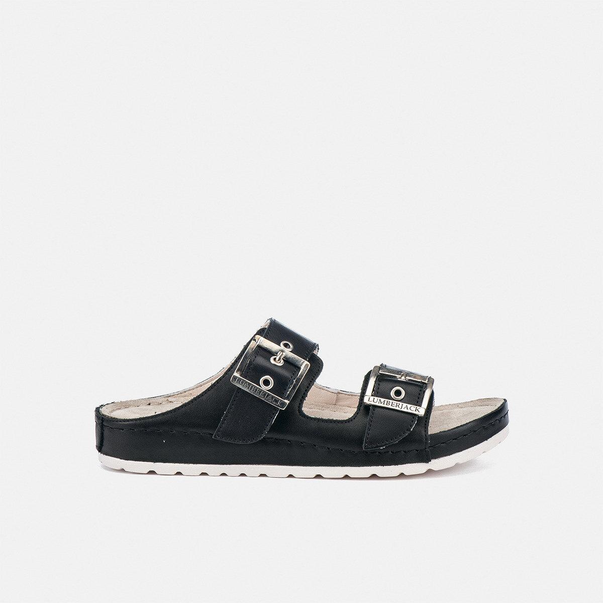 EZA BLACK Woman Sandals