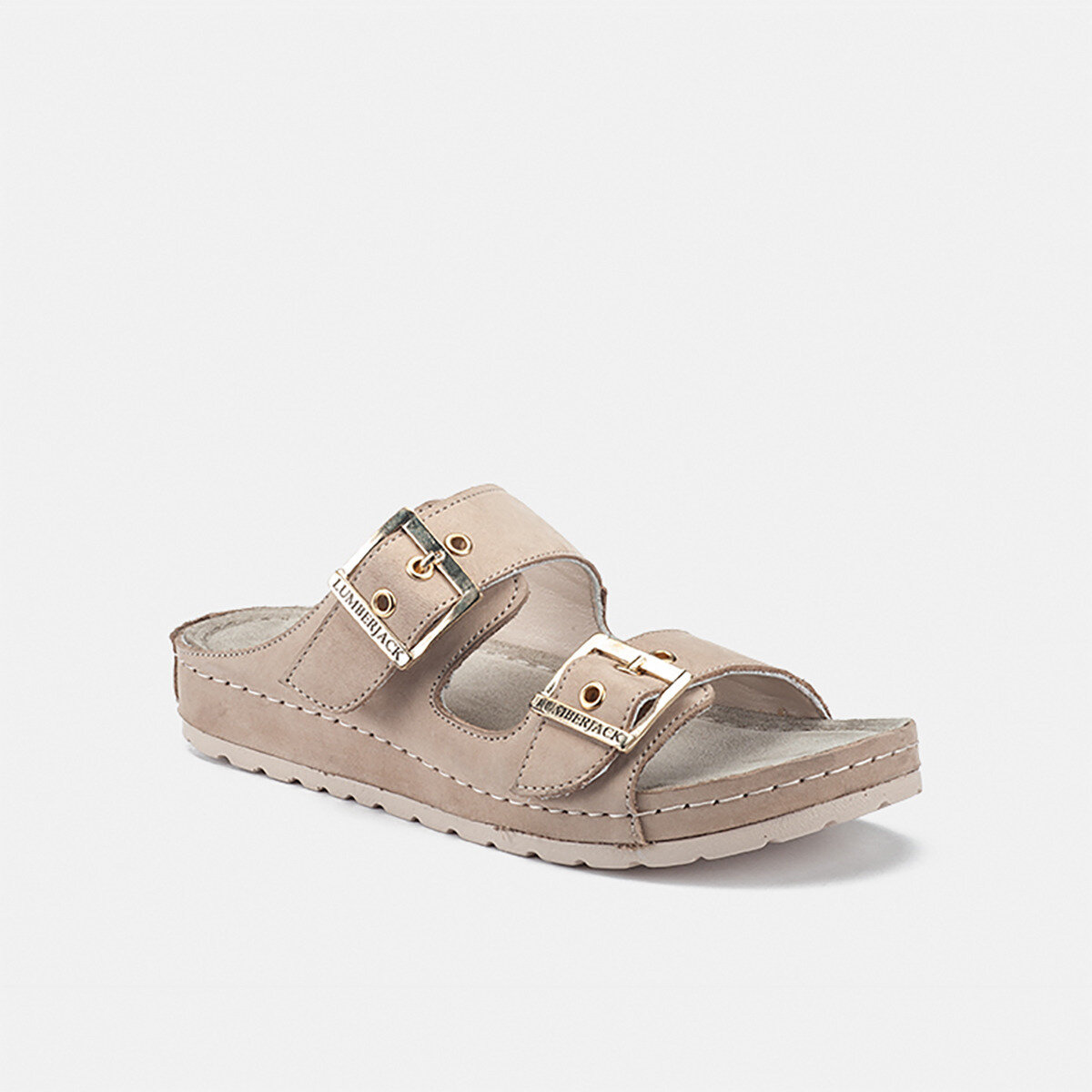 EZA CREAM Woman Sandals