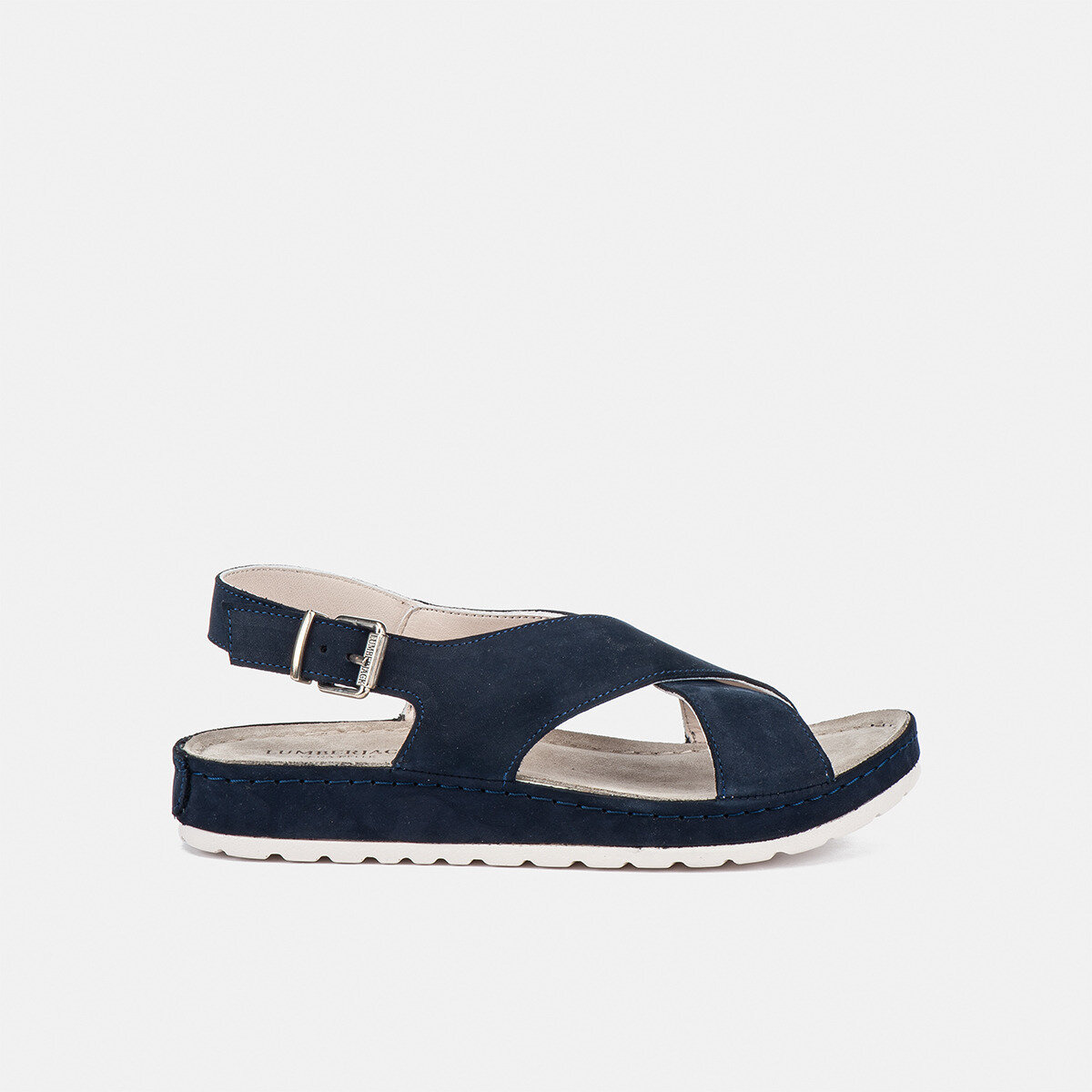 EZA NAVY BLUE Woman Sandals
