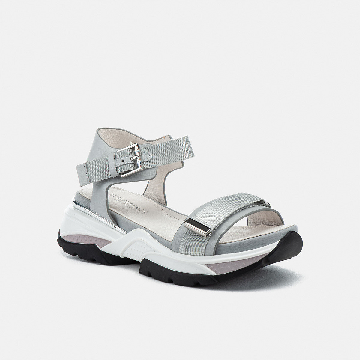 RAINE LT GREY Woman Sandals