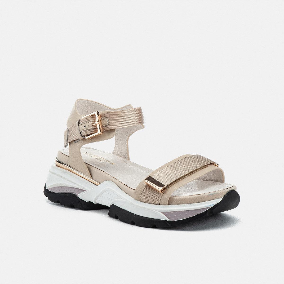 RAINE BEIGE Woman Sandals