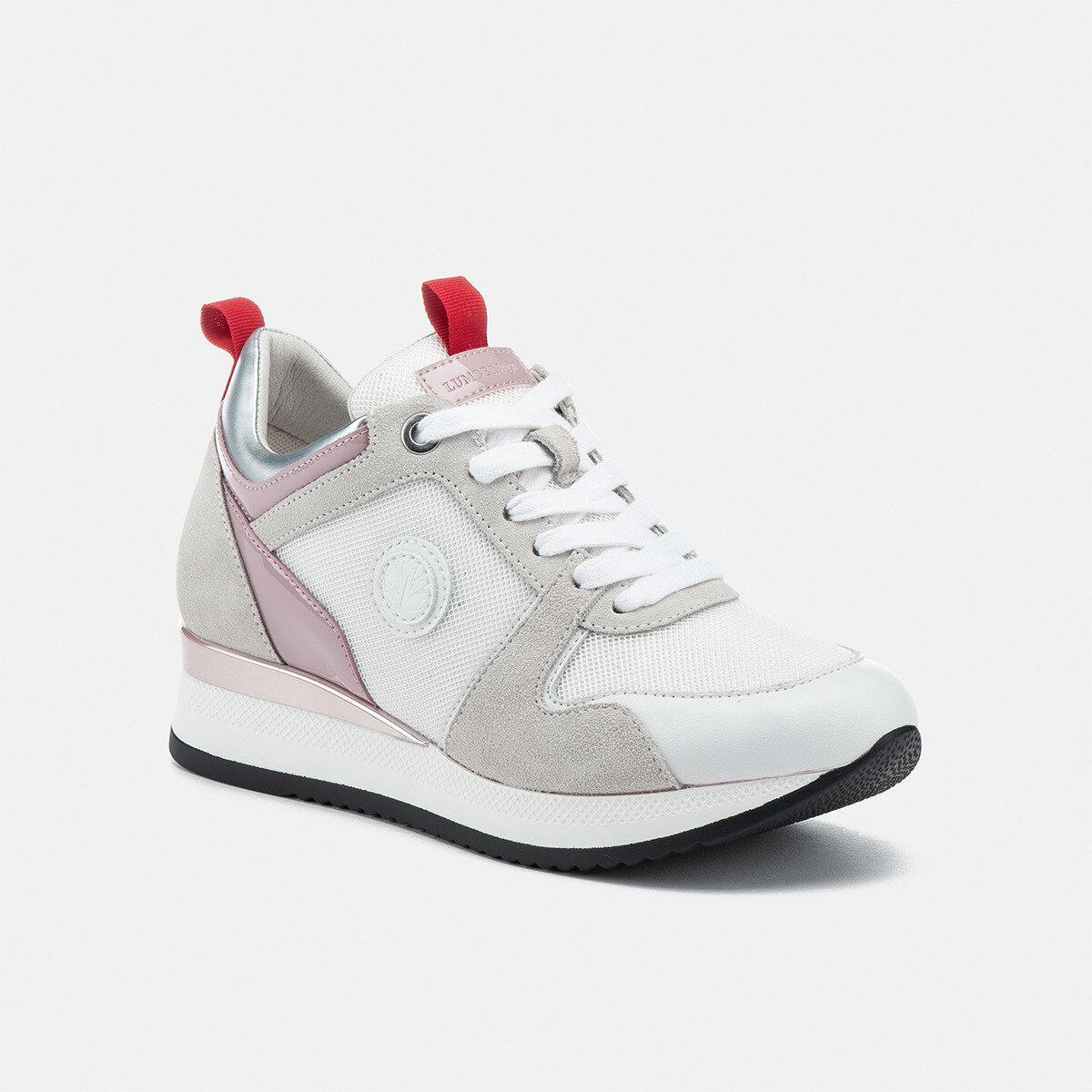 KANDY WHITE Woman Sneakers