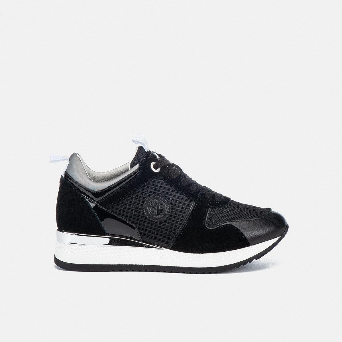 KANDY BLACK Woman Sneakers