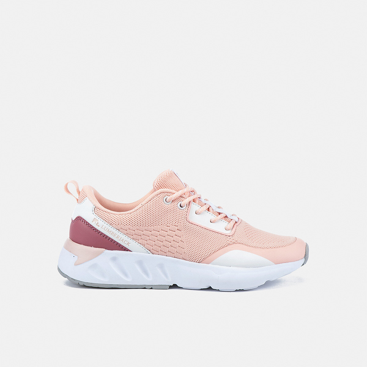 ELIUD PINK Woman Running shoes