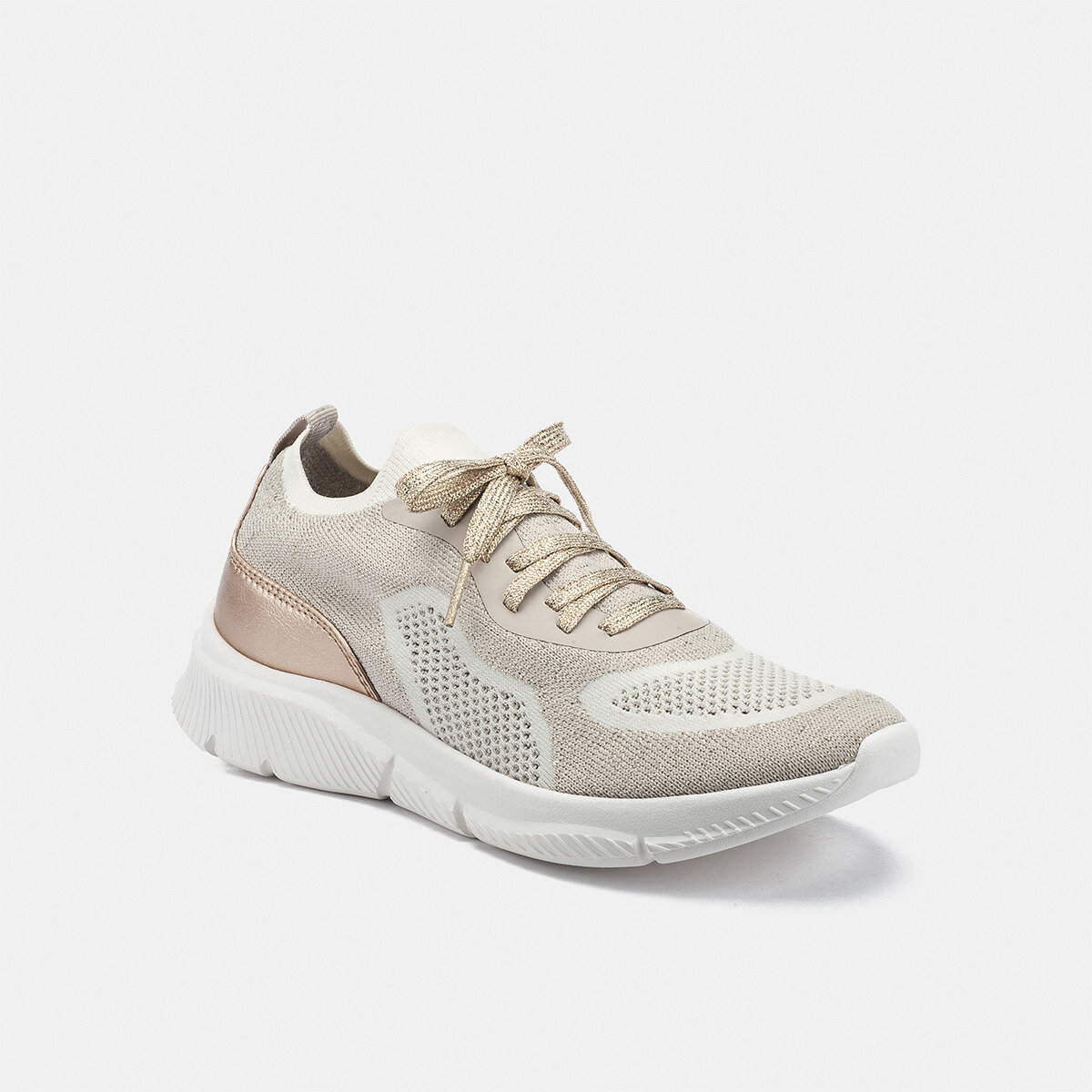 LISHA GOLD Woman Sneakers