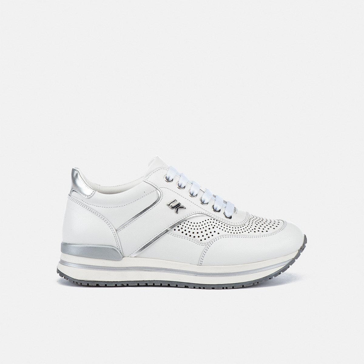 LIKE WHITE Woman Sneakers