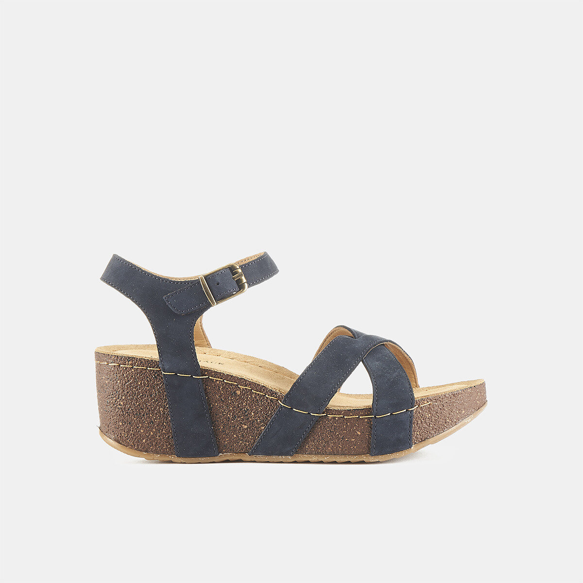DOLLY NAVY BLUE Woman Sandals