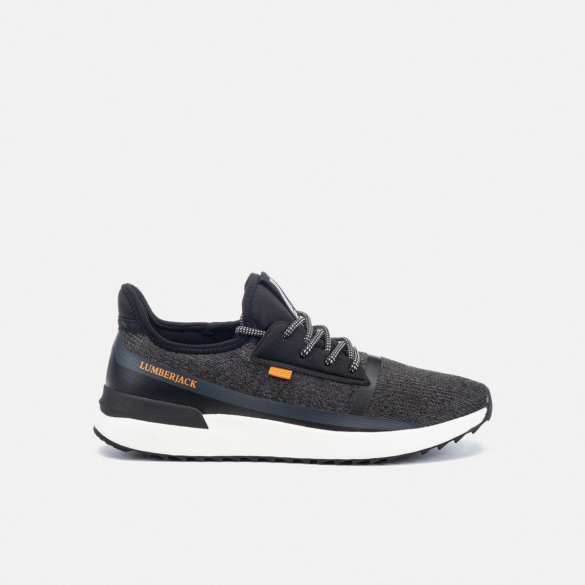 TOKYO BLACK Man Running shoes