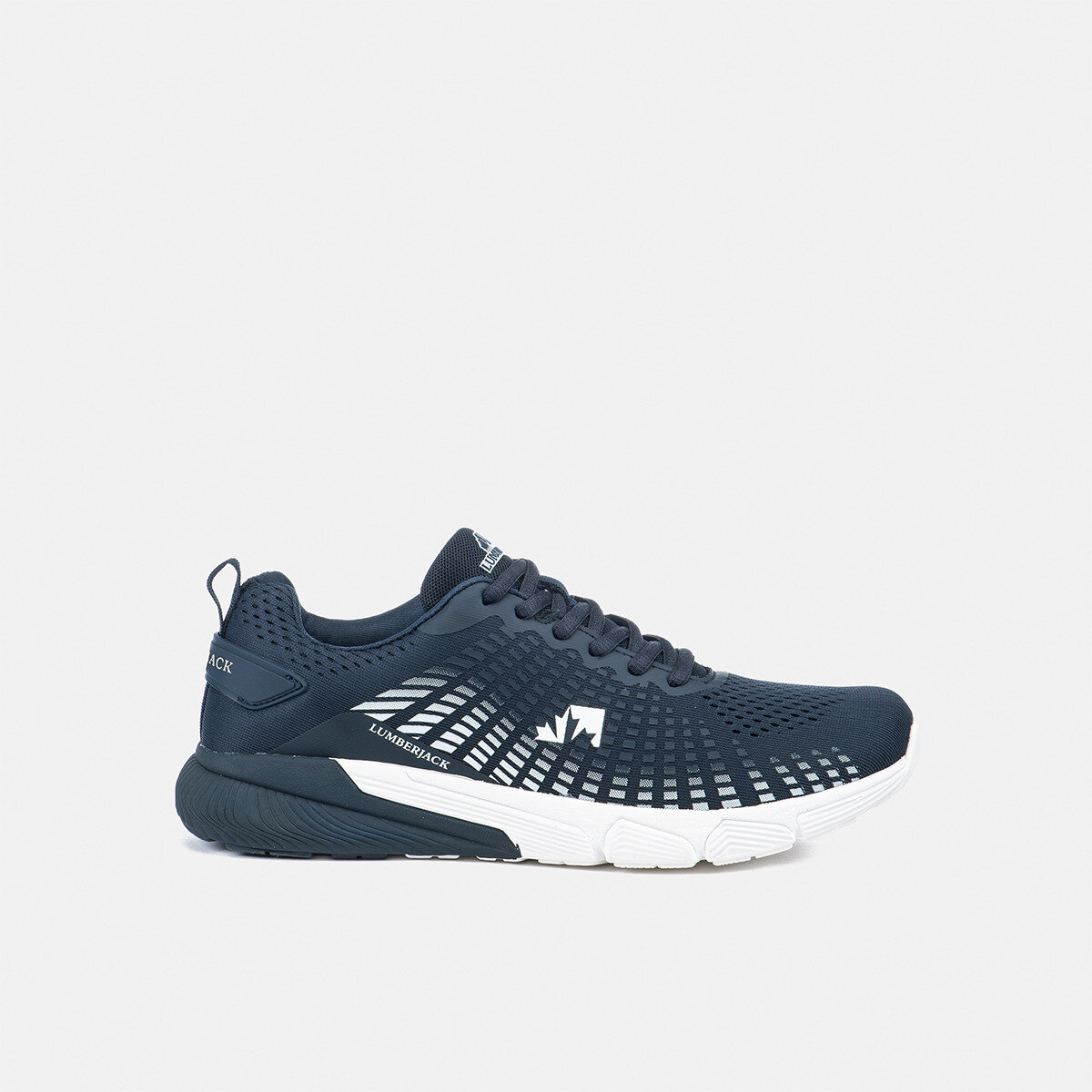 CHEN NAVY BLUE/WHITE Man Running shoes