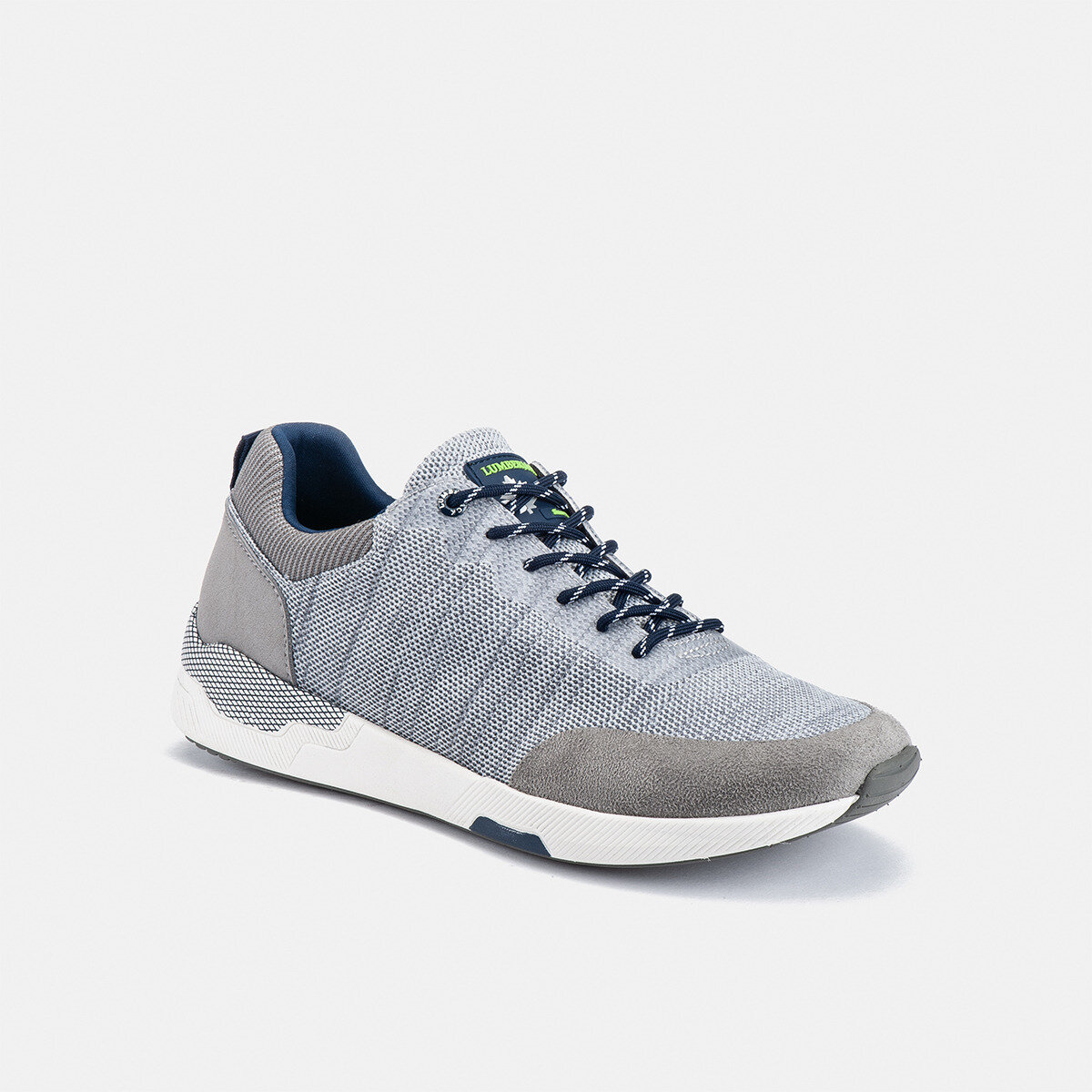 AUSTIN GREY Man Sneakers