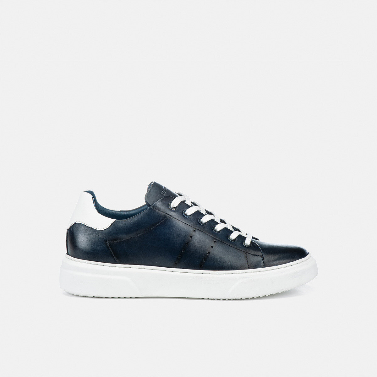 JOHNSON UNIVERSE BLUE Man Sneakers