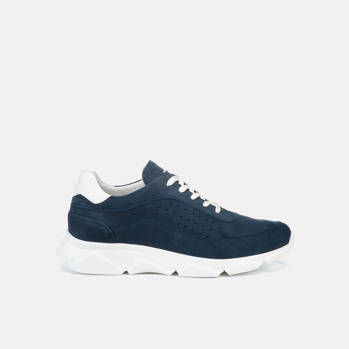 BERRET NAVY BLUE Man Sneakers