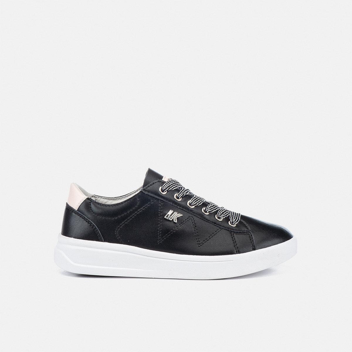 HAWK BLACK Woman Sneakers