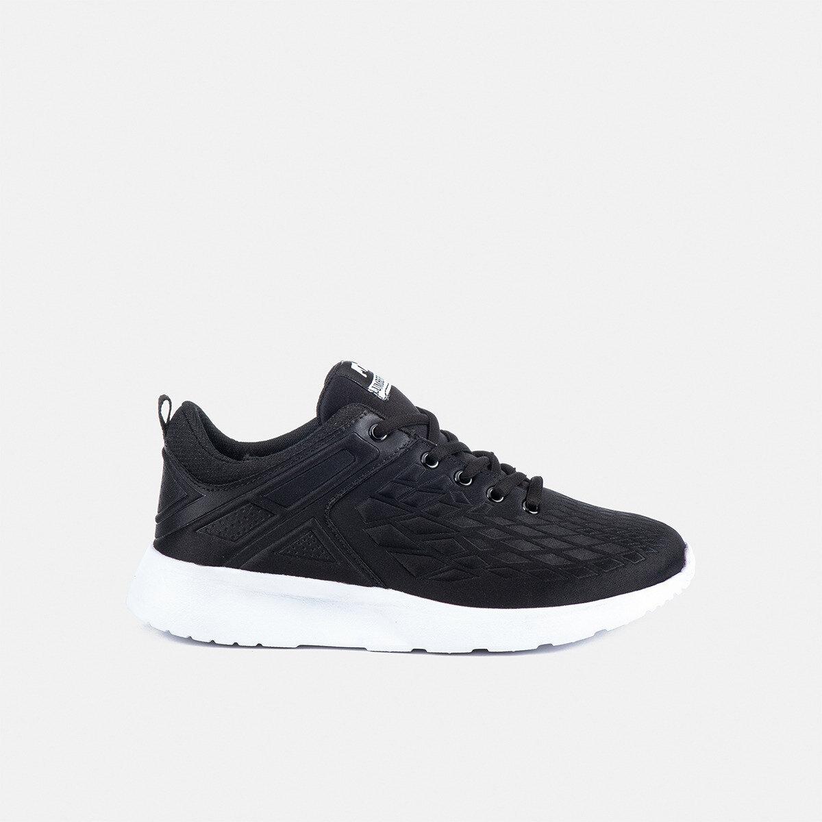 DEER BLACK Woman Running shoes