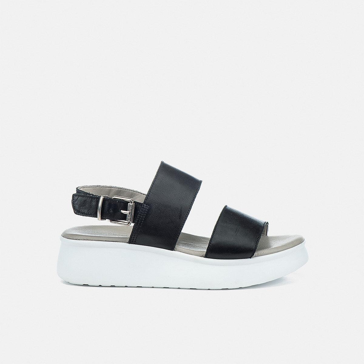 WENDY BLACK Woman Sandals