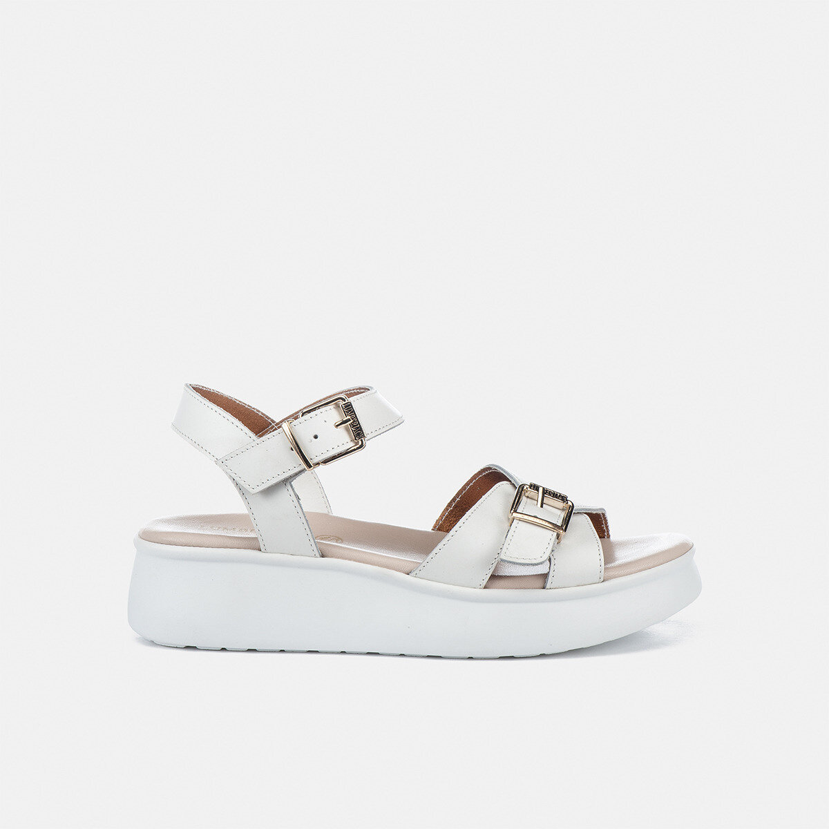 WENDY WHITE Woman Sandals
