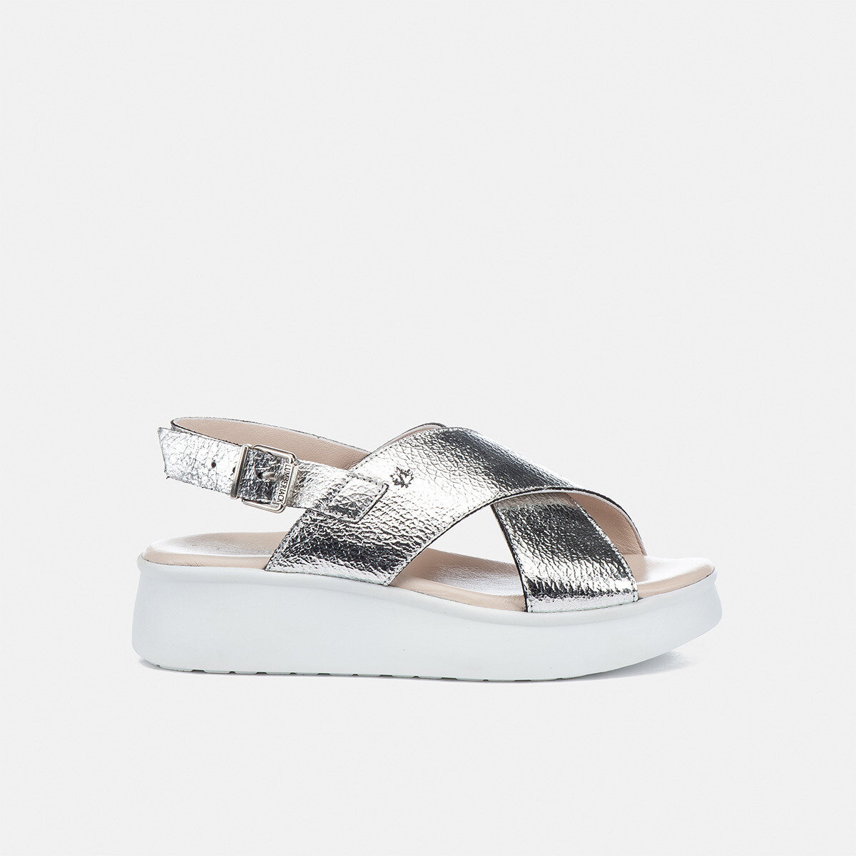 WENDY SILVER Woman Sandals