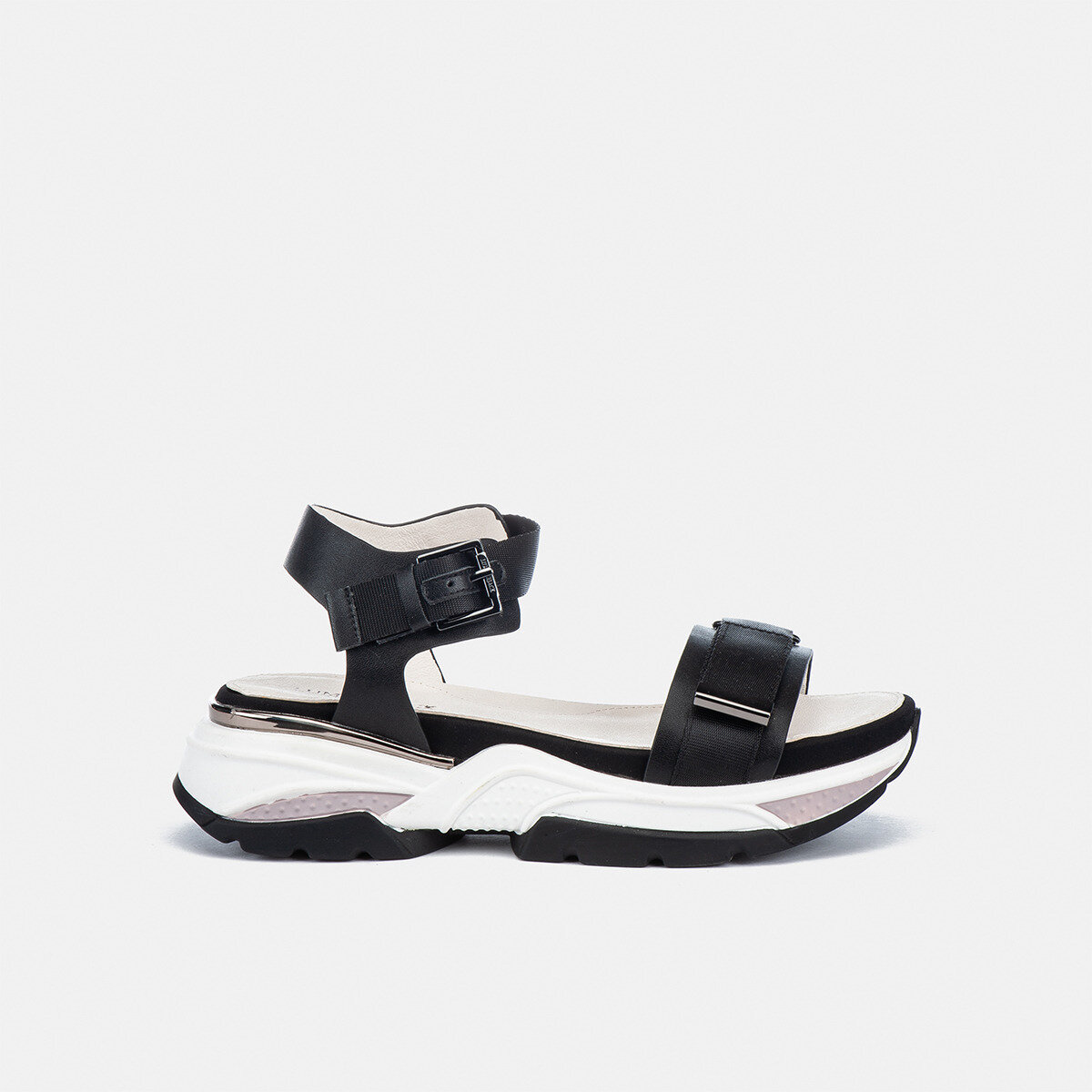 RAINE BLACK Woman Sandals