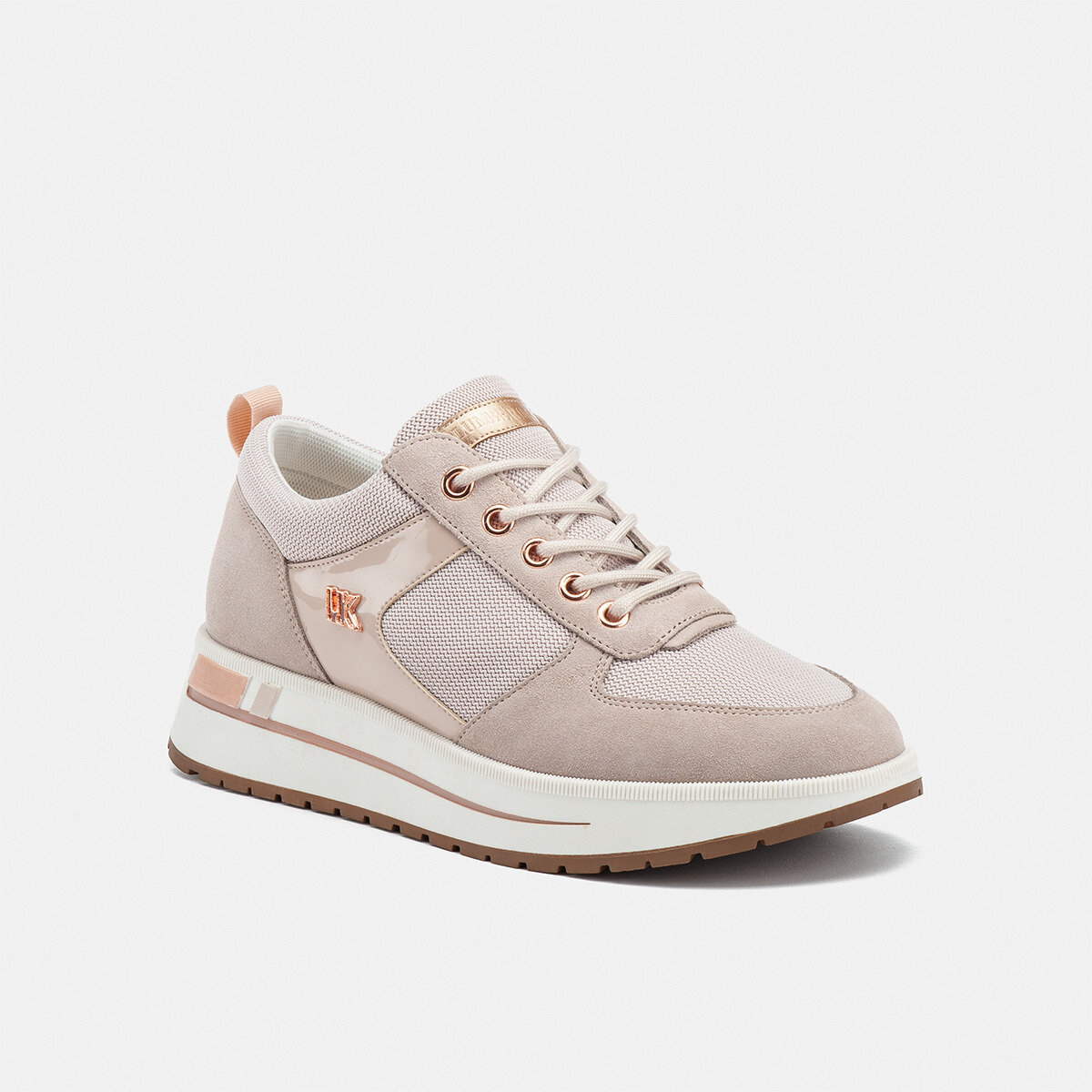 GABRIELLE PINK TINT Woman Sneakers