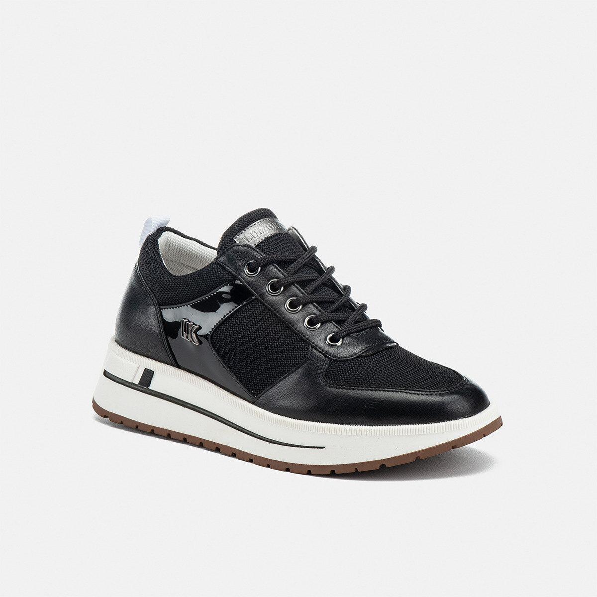 GABRIELLE BLACK Woman Sneakers