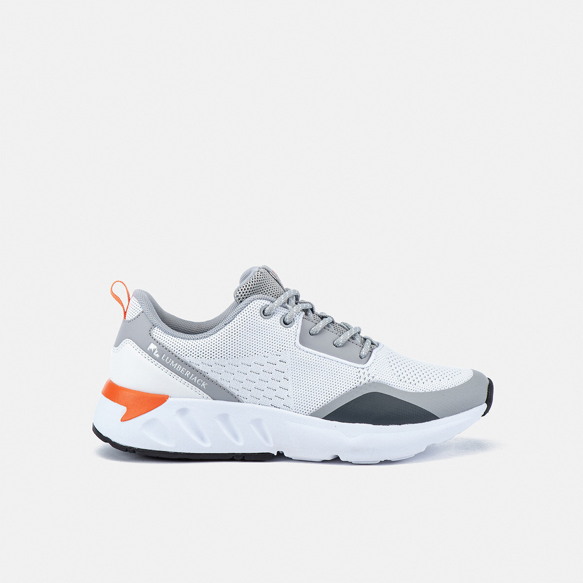 ELIUD WHITE Woman Running shoes
