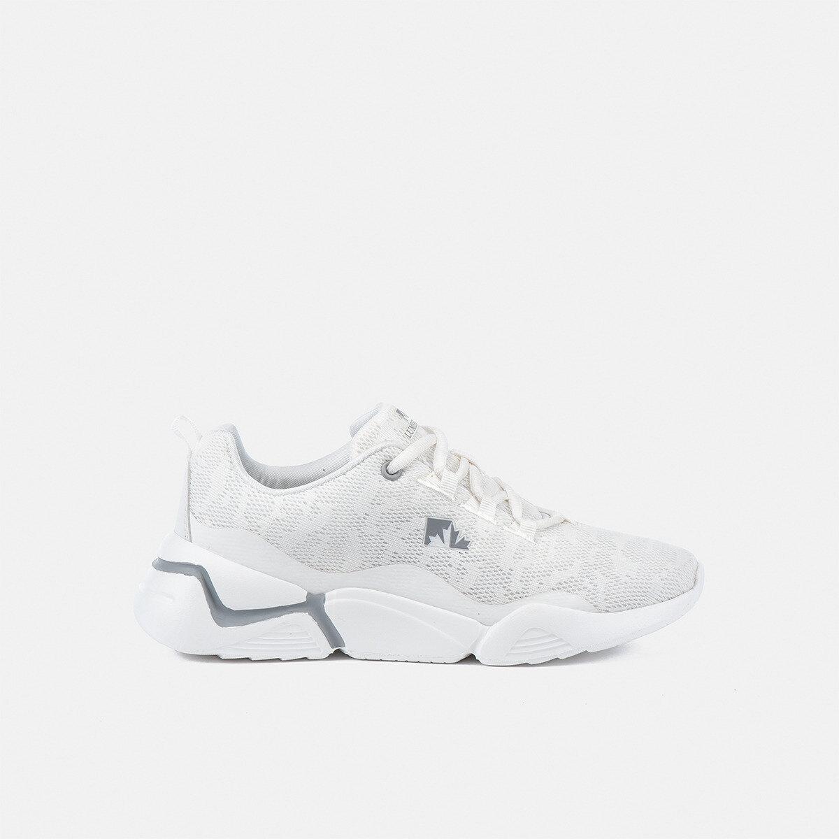 TIKI WHITE Woman Running shoes