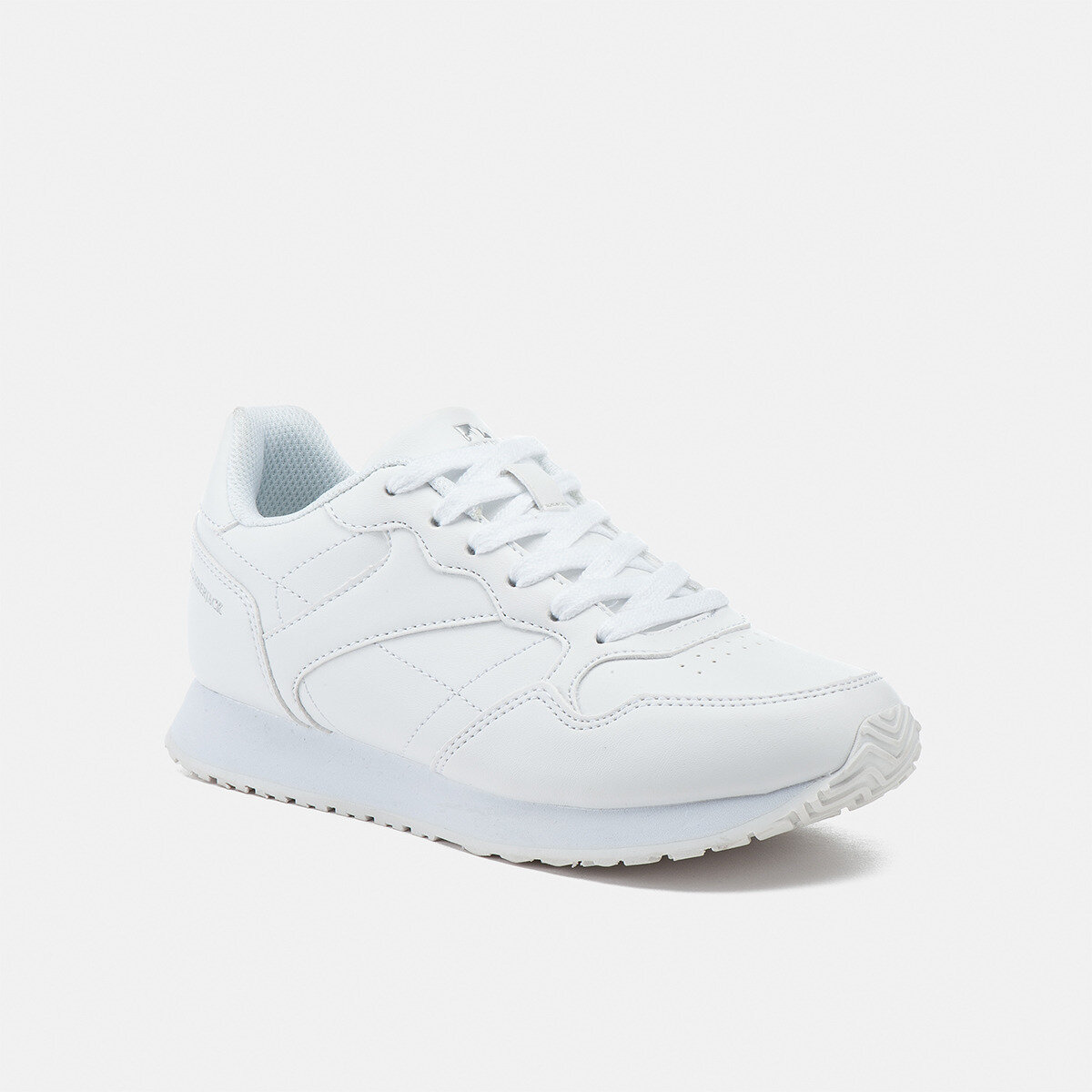 HELLO WHITE Woman Running shoes