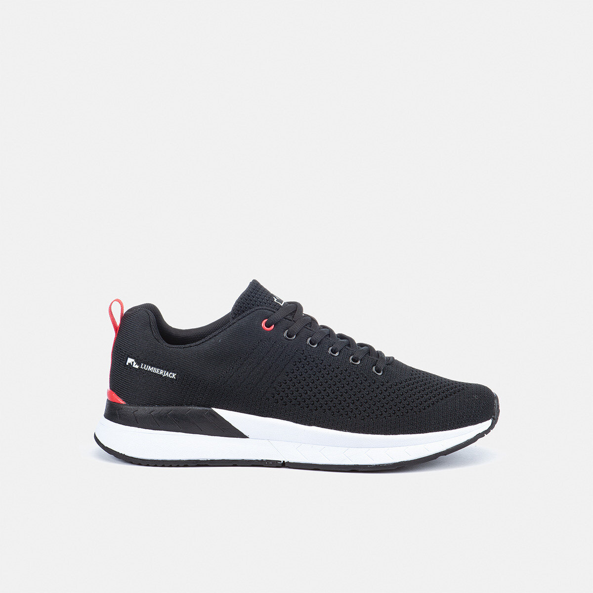 FABRIC BLACK Man Running shoes