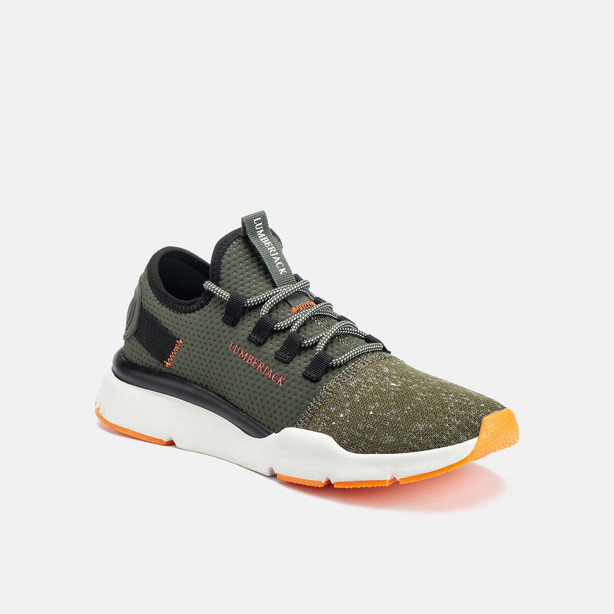 EXO MILITARY GREEN Man Running shoes
